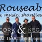 The Rouseabouts Banner Cork And Keg.png